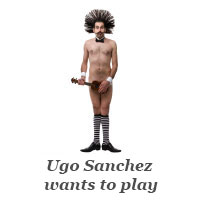 Ugo Sanchez Wants to play
